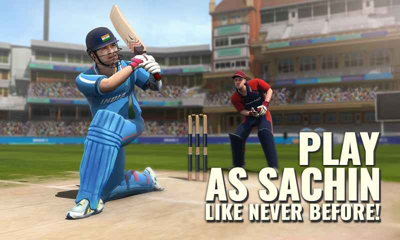 sachin cricket game apk