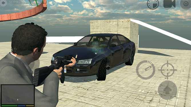 GTA 5 Unity Android APK Los Angeles Crimes 18 AndroPalace