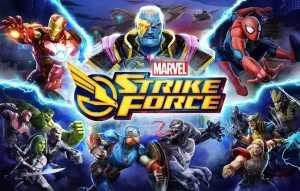 MARVEL Strike Force MOD APK Free Skills 3.6.1