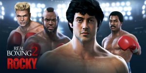 Real Boxing 2 ROCKY MOD APK 1.9.1 Unlimited Money
