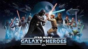 Star Wars Galaxy of Heroes MOD APK 0.19.526635