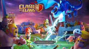 Clash Of Clans MOD APK 13.180.6 Unlimited Everything