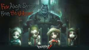 Identity V APK MOD English Version Android