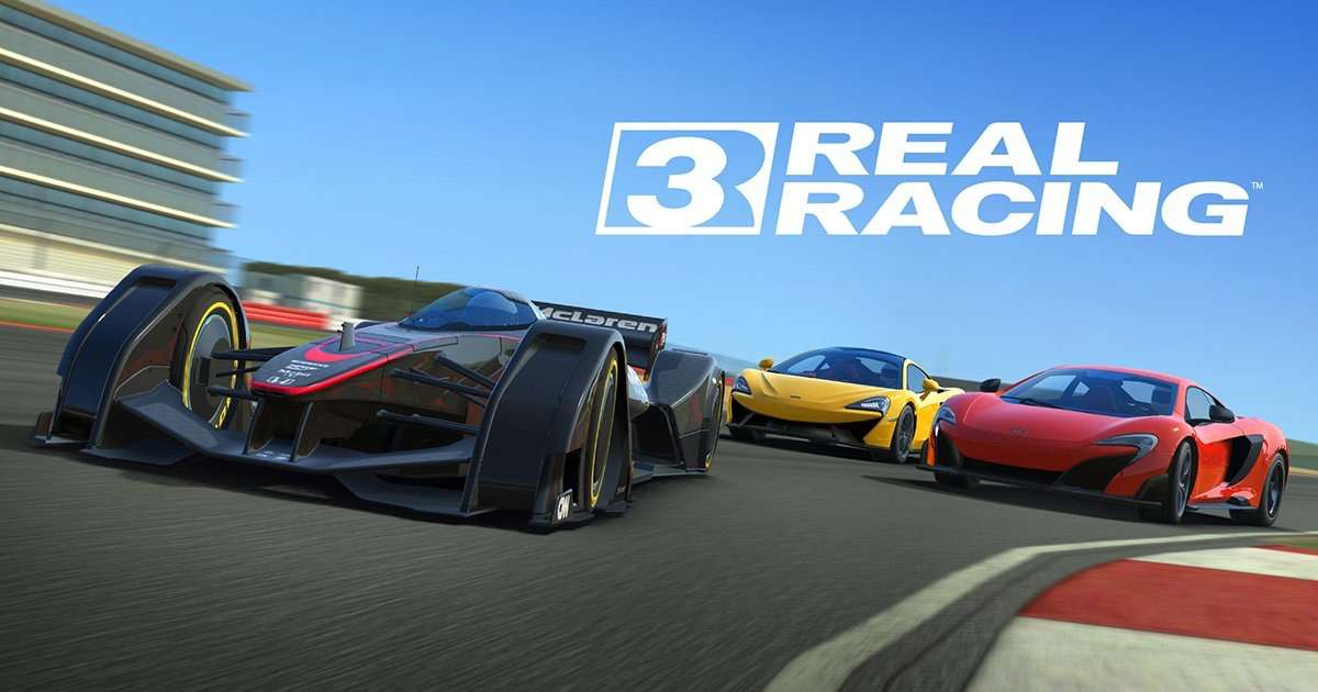 Real Racing 3 MOD APK Unlimited Money 7.0.5