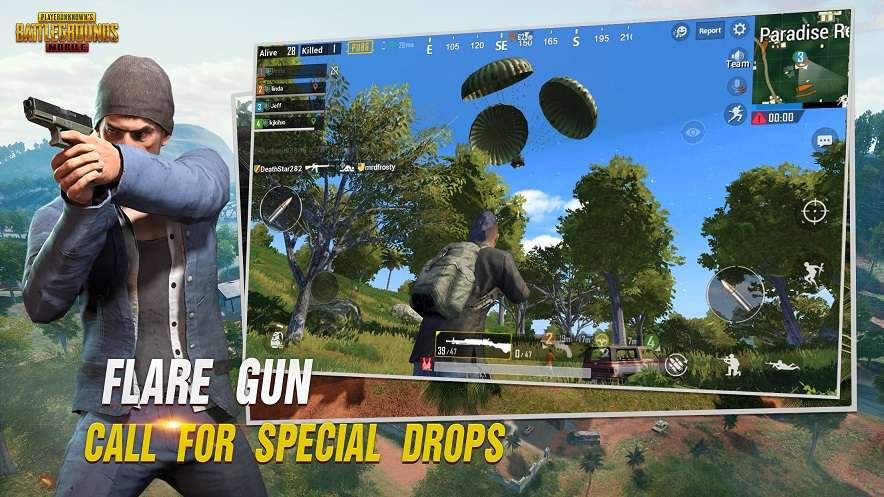 Pubg Mobile Apk 0 11 0 Timi Lightspeed English Zombies Andropalace