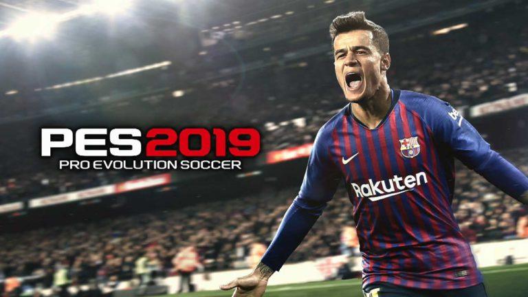 PES 2019 APK MOD Pro Evolution Soccer 2019 Android