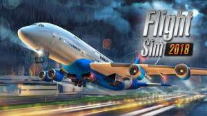 Flight Sim 2018 MOD APK Unlimited Money