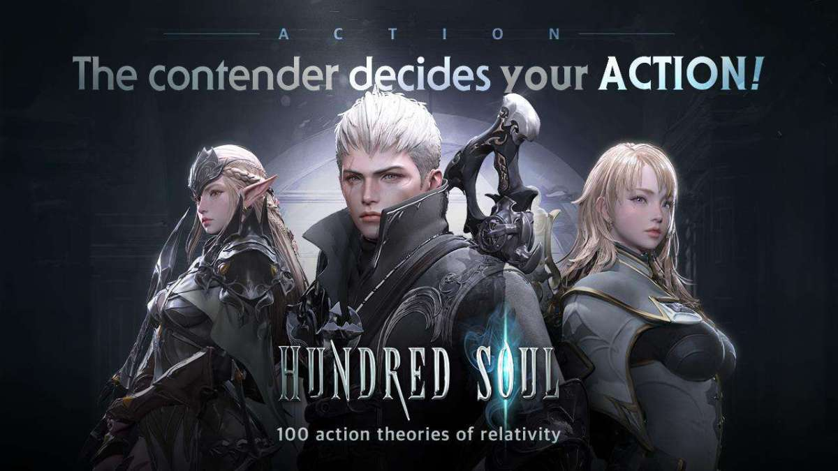 Hundred Soul APK MOD Best Hack n Slash Action RPG