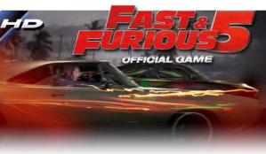 Fast Five The Movie APK Mobile Remastered