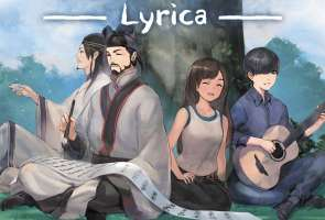 Lyrica APK MOD Everything Unlocked   Songs   Chapters
