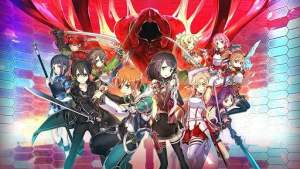Sword Art Online Integral Factor MOD APK 1.4.5