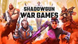Shadowgun War Games APK MOD Download 0.1.4