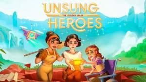 Unsung Heroes APK MOD Full Version All Gates Unlocked