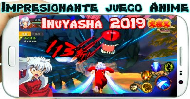 Inuyasha Battle Of Naraku para Android 犬夜叉-奈落之戰(正版授權)