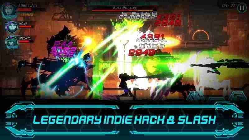 Dark Sword 2 APK para Android Sorprendente juego
