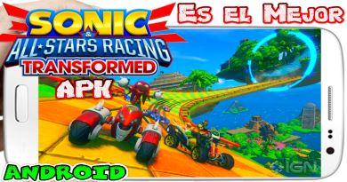 Sonic Racing Transformed apk para Android Descarga 2019