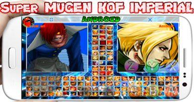 Mega MUGEN KOF Imperial mas de 250 personajes en 1 Juego Gratis