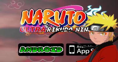 Rikudou Ninjutsu para Android Hermoso juego de Naruto Uzumaki