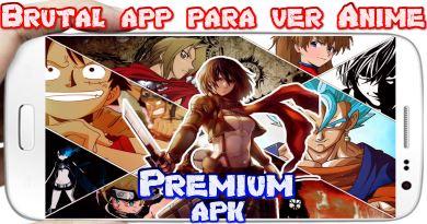 AnimeDLR MOD APK Android El mejor Anime Libre de Publicidad