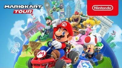 Descargar Mario Kart Tour para Android Ya disponible para moviles