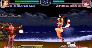 Brutal MUGEN Anime Android y PC juego de peleas Solo con Chicas
