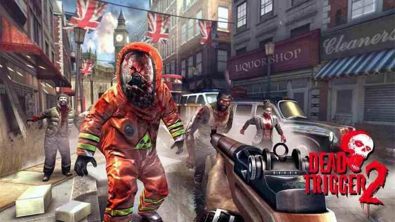 DEAD TRIGGER 2 Zombie MOD apk para Android