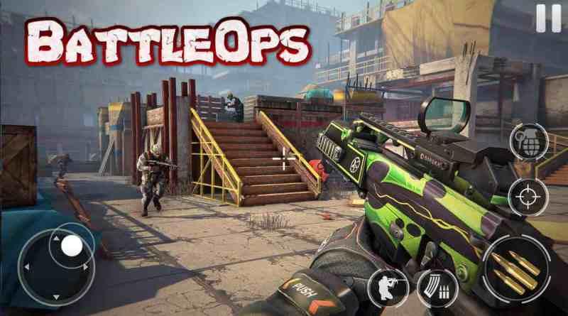 BattleOps apk para Android Increíble juego MOD Online Offline Multijugador