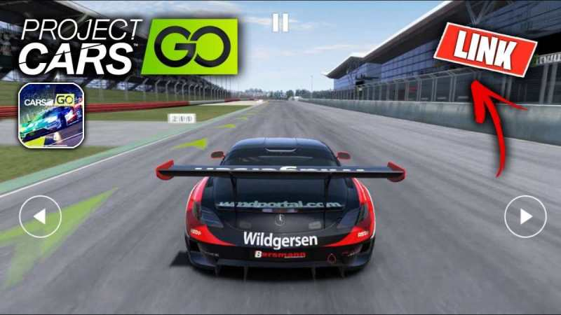 Project Cars GO apk para Android
