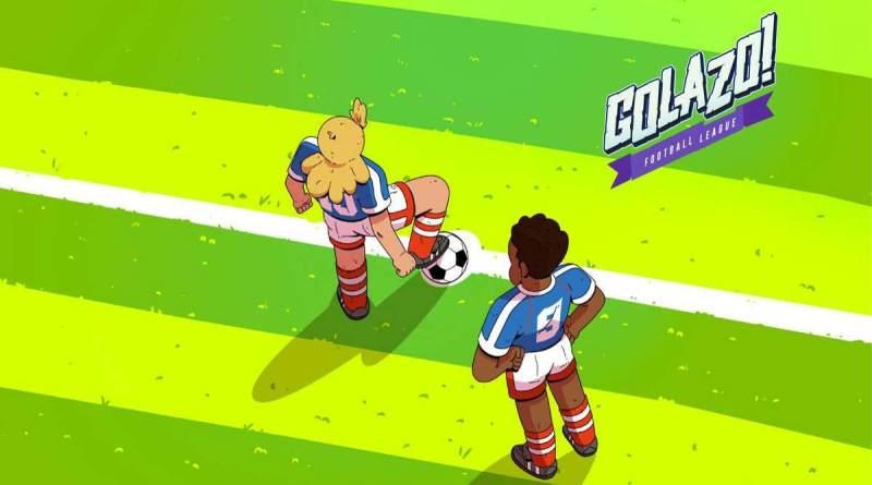 Golazo apk para Android Tremendo juego de fútbol soccer con poderes