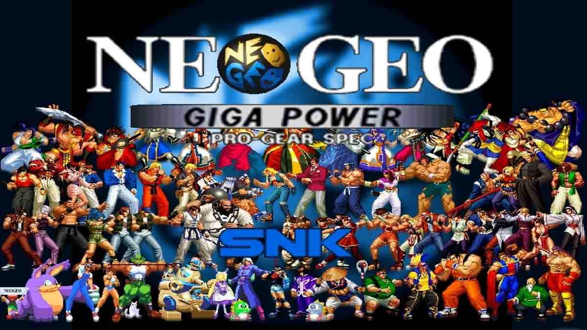 Descargar Apk Neo-Geo con 50 juegos en 1