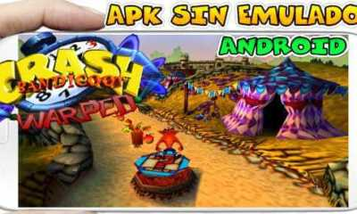 crash bandicoot 3 wapred androsfera