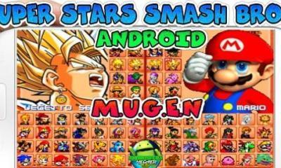 jump super stars smash bros mugen para android