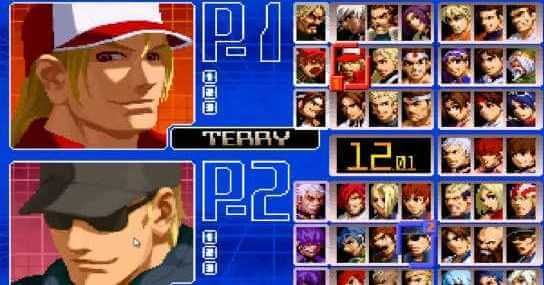 The King Of Fighters 2002 para android