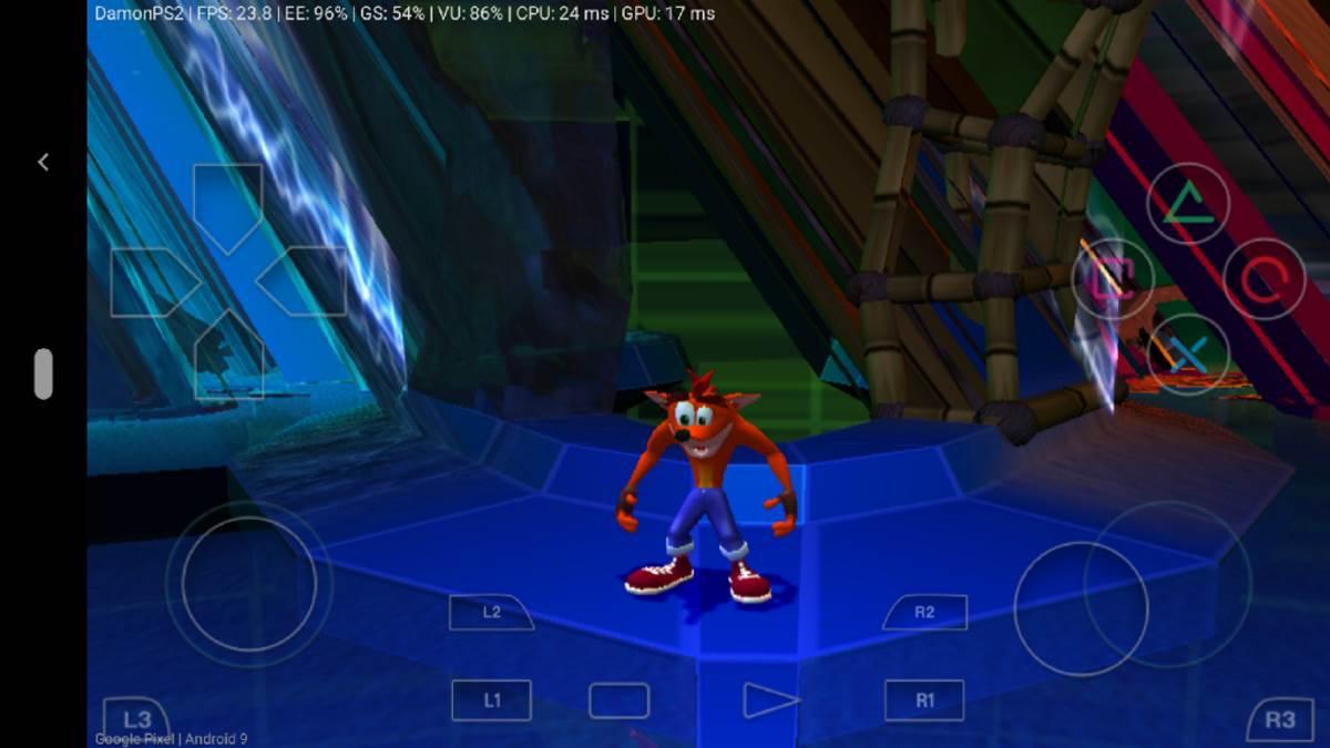 Como Instalar Bios en Emulador PS2 DamonPS2 Android apk