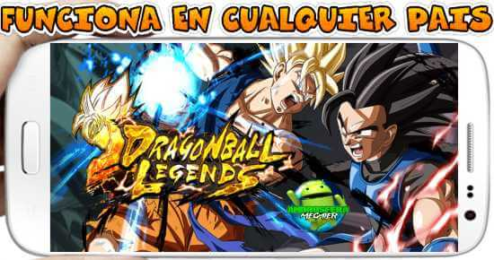 Descarga Dragon Ball Legends apk v1.29.0 DISPONIBLE para Android