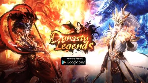 Dynasty Legends True Hero Rises from Chaos apk