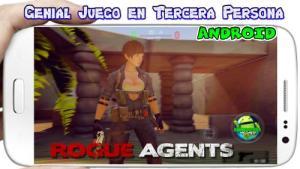Rogue Agents para Android beauty shooter apk