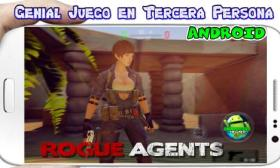 Rogue Agents para Android beauty shooter apk