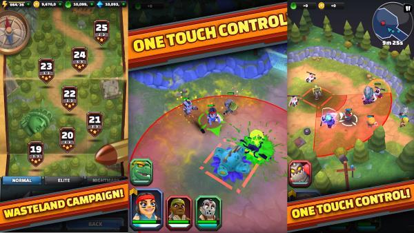 Action Squad Apocalypse Heroes apk