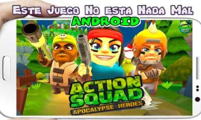 Action Squad Apocalypse Heroes para Android Descarga