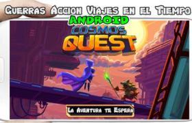 Cosmos Quest para Android Hermoso juego estilo retro