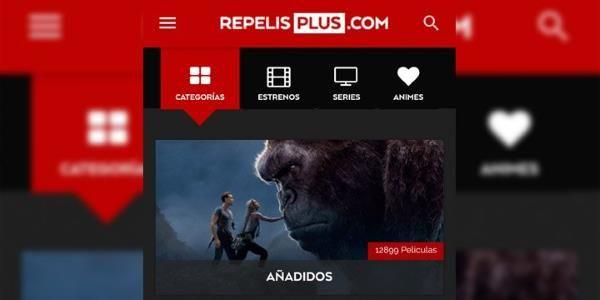 Descargar RepelisPlus apk