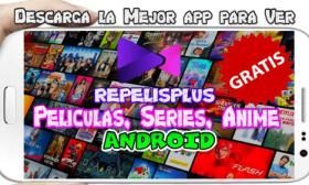 Descargar RepelisPlus apk 3.0 para Android
