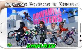 Downhill Masters para Android Free Bicycle Racing