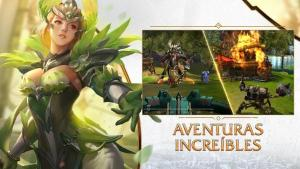 Era of Legends apk para Android Fantasy