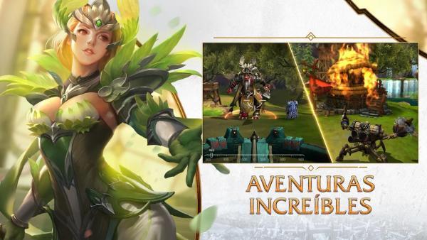 Era of Legends apk para Android Fantasy