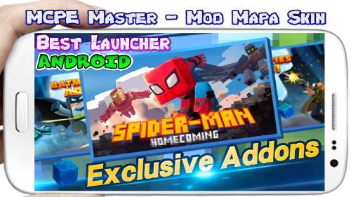 mcpe master launcher apk download