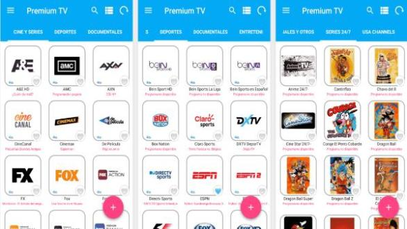 MXL IPTV para Android 2019 TV Cable
