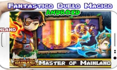 Master of Mainland para Android download