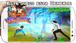 The God of High School LITE para Android descarga apk
